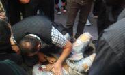 თბილისში, თავისუფლების მოედანზე ახალგაზრდა კაცი დაჭრეს
