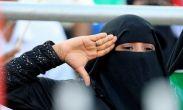 პირველად, საუდის არაბეთში ქალებს ქვეყნის შეიარაღებულ ძალებში მსახურების უფლება მისცეს