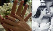 ქეთა თოფურია ლევ დენგოვთან ქორწილის ფოტოს აქვეყნებს