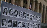 9 აპრილს, 00:30 საათზე უსთაველის გამზირზე,  1989 წლის 9 აპრილს დაღუპულთა ხსოვნას პატივს მიაგებენ