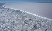 გლობალური დათბობის შეუქცევადი პროცესი- ანტარქტიდის ყველაზე ვრცელი მყინვარი შესაძლოა ზღვამ შთანთქოს