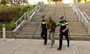 განსაკუთრებით დიდი ოდენობით ჰეროინის შეძენა-შენახვის ბრალდებით, ფონიჭალაში 26 წლის მამაკაცი დააკავეს