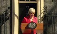 ტერეზა მეიმ ბრიტანელებისადმი მიმართვა ტირილით დაასრულა. ვიდეო