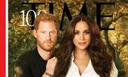 პრინცი ჰარი და მეგან მარკლი ჟურნალ TIME-ის გარეკანზე - გამოცემამ მეუღლეები ყველაზე გავლენიან წყვილად დაასახელა
