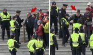 ვაშინგტონში, კლიმატური ცვლილებების წინააღმდეგ აქციაზე მსახიობი ხოაკინ ფენიქსი დააკავეს