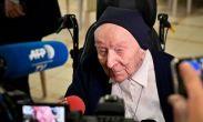 ევროპის ყველაზე ასაკოვანმა ადამიანმა 116 წლის ასაკში კორონავირუსი დაამარცხა