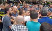 აჭარაში აქციის მონაწილეებსა და პოლიციას შორის დაპირისპირება მოხდა (ვიდეო)