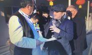 დაავადებათა კონტროლის ეროვნული ცენტრის წარმომადგენლები ხარაგაულში, ჩინურ კომპანიაში დასაქმებულებს შეხვდნენ