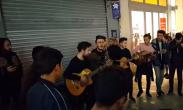 სტამბოლის ქუჩებში შესრულებული დიდოუ ნანა (ვიდეო)