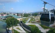 რიყე-ნარიყალას საბაგირო გზა მგზავრებს შეცვლილი გრაფიკით მოემსახურება