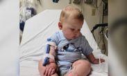 7 თვის ბავშვს კორონავირუსი დედისგან გადაედო და მძიმე სიმპტომები აღენიშნება