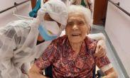 104 წლის იტალიელმა ქალმა კორონავირუსი დაამარცხა