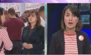 """""""რუსთავი 2""""-ის კორესპონდენტი: საწყენია, რომ შსს ისრებს ჟურნალისტებისკენ ატრიალებს"""