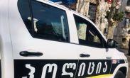 ლაგოდეხში ავტოსაგზაო შემთხვევის შედეგად მცირეწლოვანი მძიმედ დაშავდა