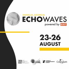 ფესტივალი Echowaves დღიურ ლაინაფსა და ბილეთებს აანონსებს