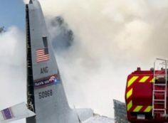 ავიაკატასტროფა აშშ-ში - არიან დაღუპულები