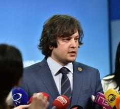 """ირაკლი კობახიძე: სამართლიანი არჩევნები ჩატარდა და ამის შედეგია """"ქართული ოცნების"""" შთამბეჭდავი გამარჯვება"""