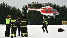 იტალიაში სამაშველო ვერტმფრენის ჩამოვარდნას ექვსი ადამიანი ემსხვერპლა