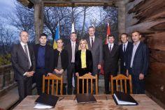საქართველოში სამთო ტურიზმისა  და ორგანული სოფლის მეურნეობის განვითარებაზე  პროექტს ხელი მოეწერა