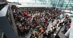 მიუნხენის აეროპორტში კაცის არასწორ კარში შესვლამ 200 ფრენის გაუქმება გამოიწვია