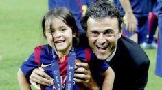 ესპანეთის ნაკრების ყოფილ მწვრთნელს ლუის ენრიკეს 9 წლის ქალიშვილი გარდაეცვალა