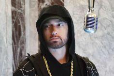 მედია: სიმღერაში ტრამპის მიმართ მუქარის გამო Eminem-ი დაკითხეს