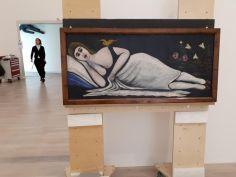 ნიკო ფიროსმანის ნახატები დიუსელდორფის ხელოვნების მუზეუმში გამოიფინება