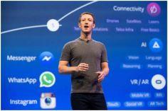 Facebook-მა შემთხვევით ცუკერბერგის პოსტები წაშალა