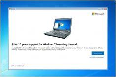Microsoft-ი Windows 7-ის მხარდაჭერას წყვეტს