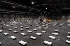 ბოლო 24 საათში ესპანეთში კორონავირუსით 655 ადამიანი დაიღუპა