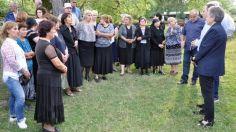 მცხეთა: მთიანეთის ახალი გუბერნატორი ადგილობრივი მოსახლეობის საჭიროებებს ეცნობა
