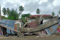 ინდონეზიაში მიწისძვრის შედეგად დაღუპულთა რაოდენობამ 40-ს გადააჭარბა