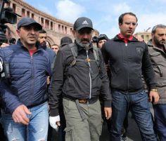 ევროკავშირმა სომხეთის ხელისუფლებას აქციებზე დაკავებულების გათავისუფლება მოსთხოვა