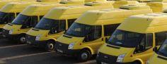 რუსთავი-ვარკეთილის სამარშრუტო ტაქსის მძღოლები საპროტესტო აქციას მართავენ