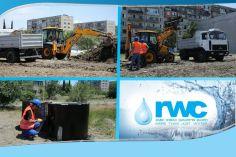 """""""რუსთავის წყალი"""" ქალაქისთვის მნიშვნელოვან სარეაბილიტაციო პროექტებს ასრულებს"""