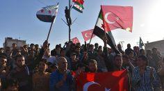 თურქეთმა სირიის ქალაქ ტელ-რიფაატზე იერიში დაიწყო