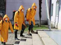 კორონავირუსის პრევენცია- დედაქალაქის ქუჩებში სადეზინფექციო სამუშაოები განხორციელდება