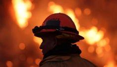ხანძარი სოფელ ვალეში - ცეცხლი სამ საცხოვრებელ სახლს უკიდია