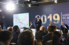 მაია ცქიტიშვილი: საქართველოს აქვს დიდი პოტენციალი ეკონომიკური დერეფნის განვითარებისთვის