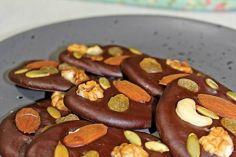 შოკოლადის კანფეტები