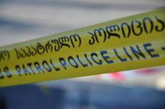 წყნეთში შვილმა მამა ცივი იარაღით მოკლა