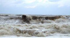 დღეს, შავი ზღვის სანაპიროზე, 5 ბალიანი შტორმია მოსალოდნელი