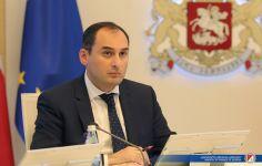 დიმიტრი ქუმსიშვილი საერთაშორისო ინვესტორთა ჯგუფს შეხვდა