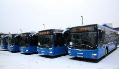 ხვალიდან N37 მარშრუტზე ათი ახალი ავტობუსი იმოძრავებს