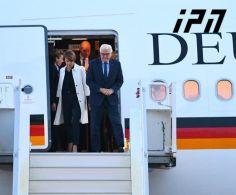 გერმანიის პრეზიდენტი საქართველოში ჩამოვიდა