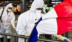 საფრანგეთში ბოლო 24 საათის განმავლობაში კორონავირუსით 96 ადამიანი გარდაიცვალა