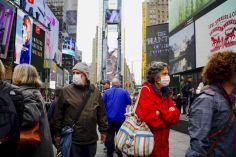აშშ-ის 16 შტატიდან ნიუ-იორკში ჩასული პირები ორკვირიან კარანტინს გაივლიან