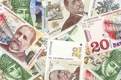 უცხოური ვალუტის ოფიციალური კურსი 25 მარტისთვის - დოლარი -3.4494 ლარი, ევრო - 3.7436 ლარი, ფუნტი - 4.0558 ლარი