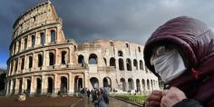 იტალიაში, ბოლო 24 საათში კორონავირუსით 651 ადამიანი გარდაიცვალა