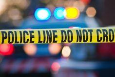 პოლიციელმა კაცი მოკლა და ქალი დაჭრა